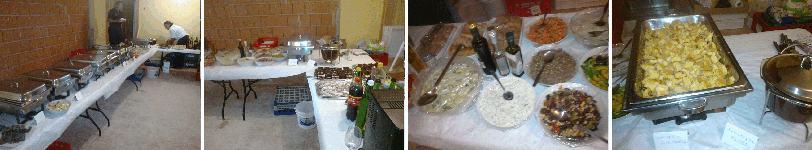 Info-Veranstaltung - EventCatering - Buffet kalt/warm - Dessert - Kaiserschmarrn mit Zwetschkenröster und dazu Kaffee